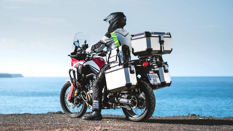 Kappa amplía su gama de maletas aventureras K-Venture
