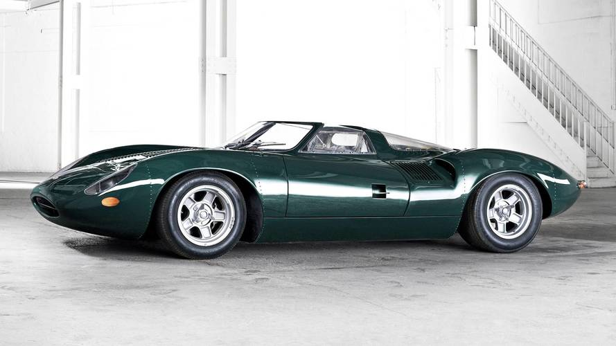 Motor1.com Legends: 1966 Jaguar XJ13