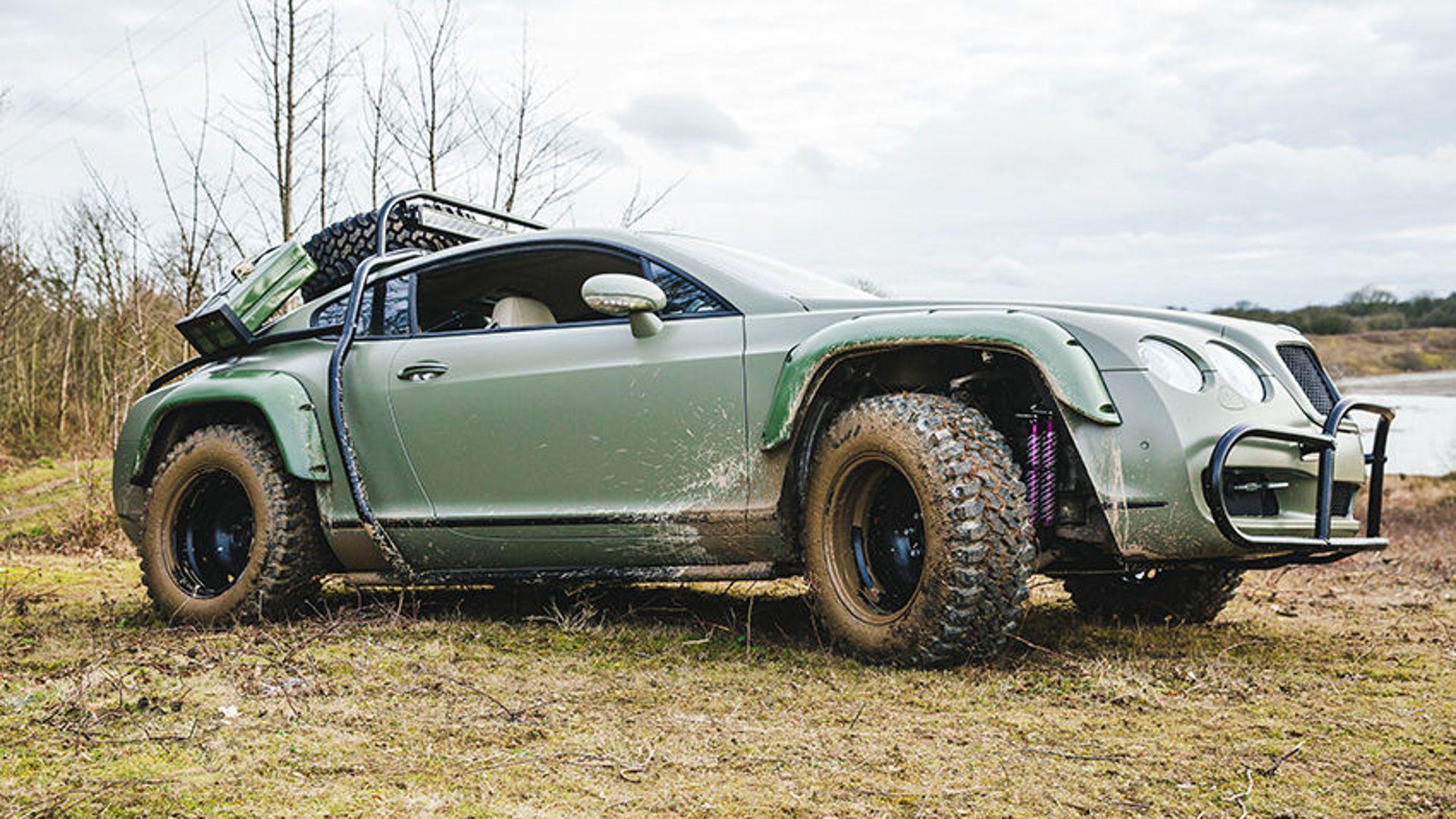 Satu-Satunya Bentley Continental GT