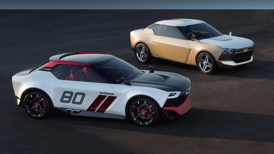 Nissan IMX patenti seri üretim IDx mi demek?