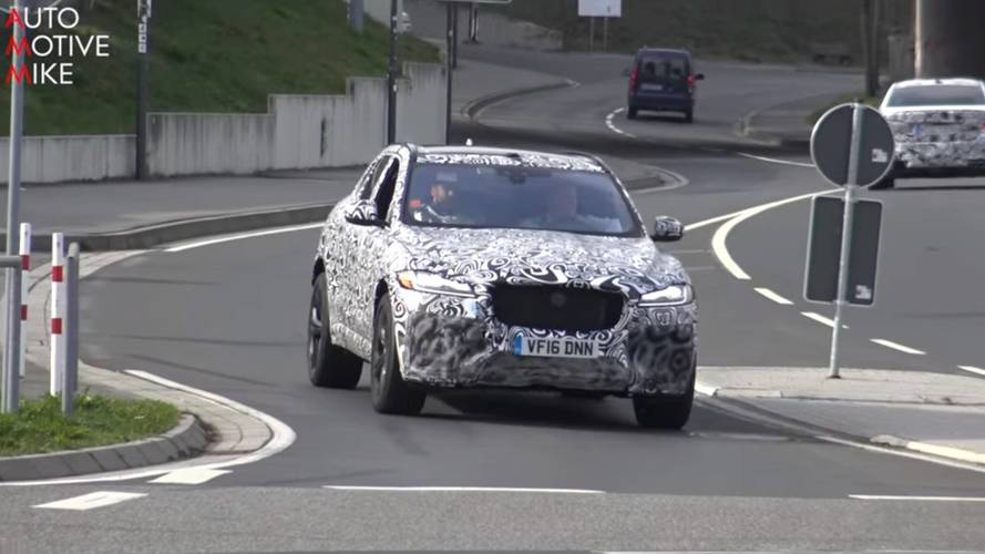 Jaguar F-Pace SVR Is A Sign Performance SUVs Are Here To Stay