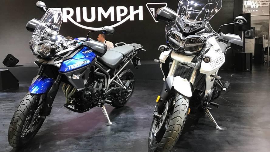 Triumph anuncia metas e novidades para o Brasil em 2018