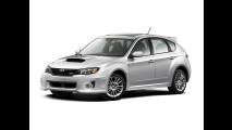 Subaru Impreza WRX 2011