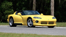 Dodge Viper Then And Now Mega Gallery