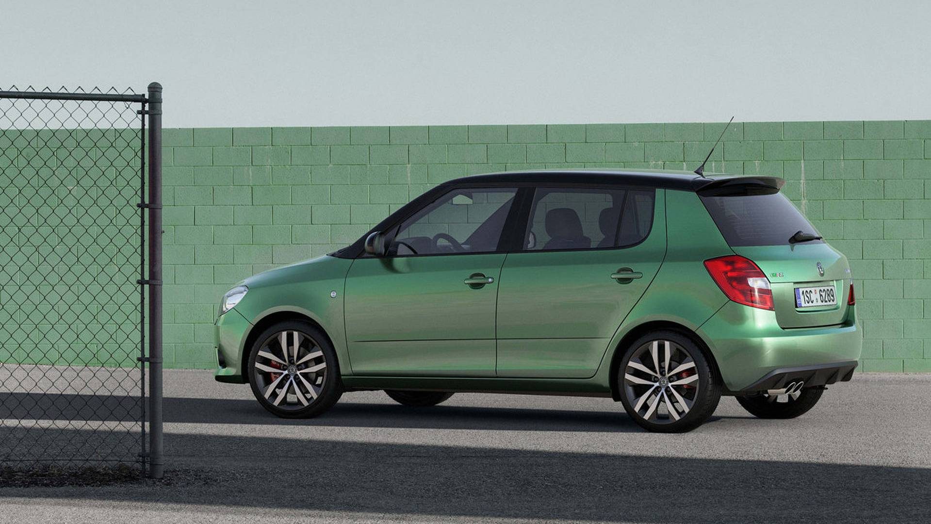 skoda fabia to get hybrid sports version after 2020. Black Bedroom Furniture Sets. Home Design Ideas