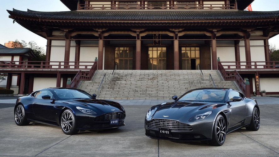 Aston Martin Strikes £500m Trade Deal With Japan