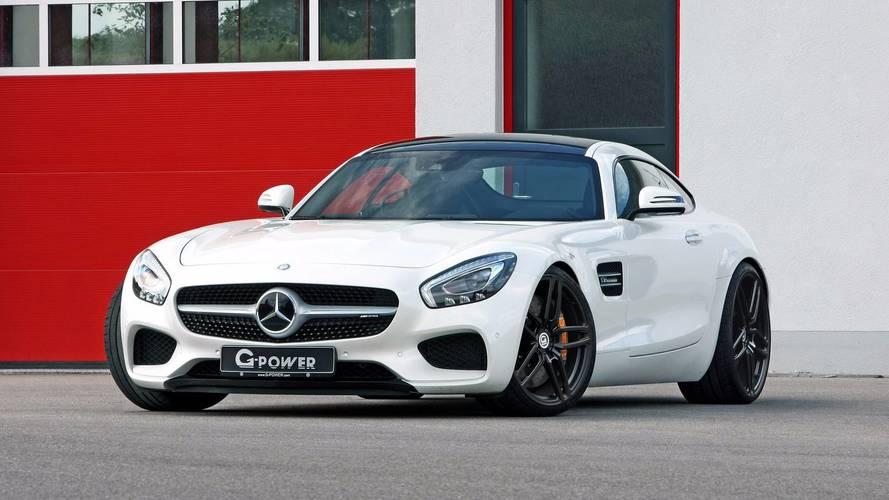 Mercedes-AMG GT S par G-Power - Plus puissante qu'une GT R !