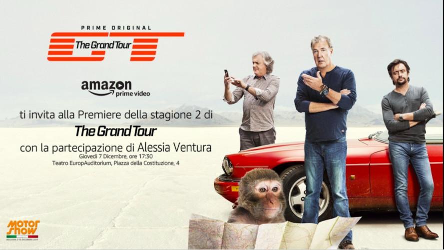 The Grand Tour, la