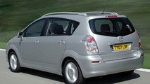 Toyota Verso Facelift