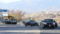 2015 Dodge Challenger SRT8 Hellcat spy photo