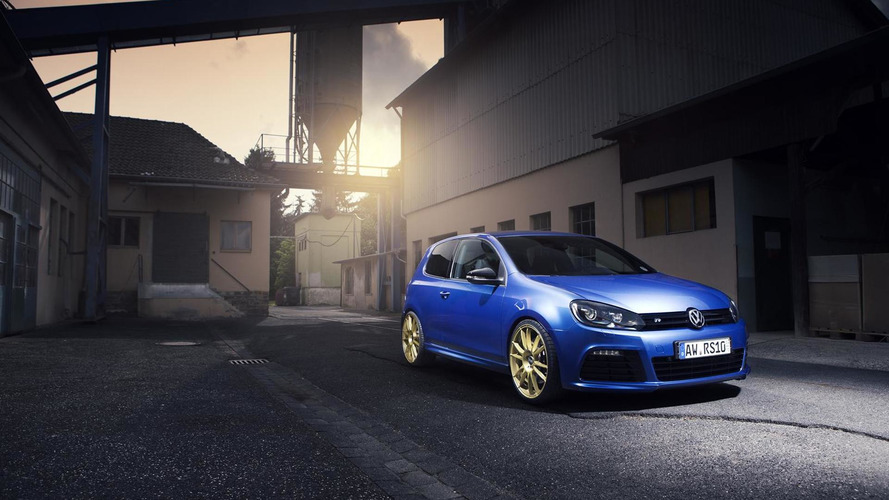 Volkswagen Golf VI R upgraded by Alpha-N Performance