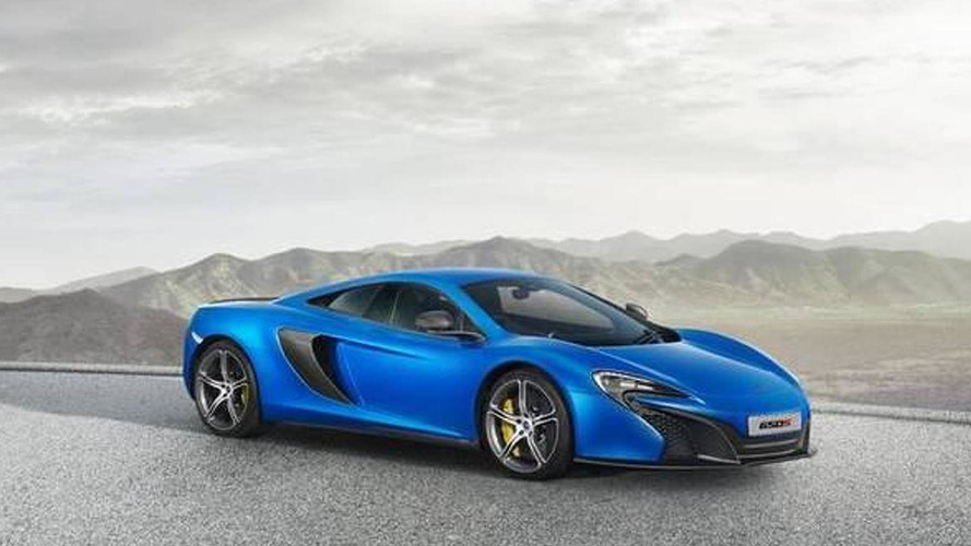 McLaren rules out a crossover but is open to a four-seater