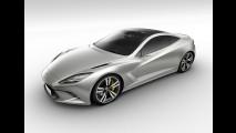 Nuova Lotus Elite concept