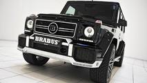BRABUS B63 - 620 based on the Mercedes G 63 AMG