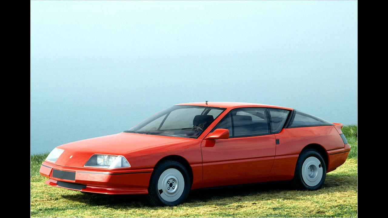Renault Alpine V6 Turbo von 1985