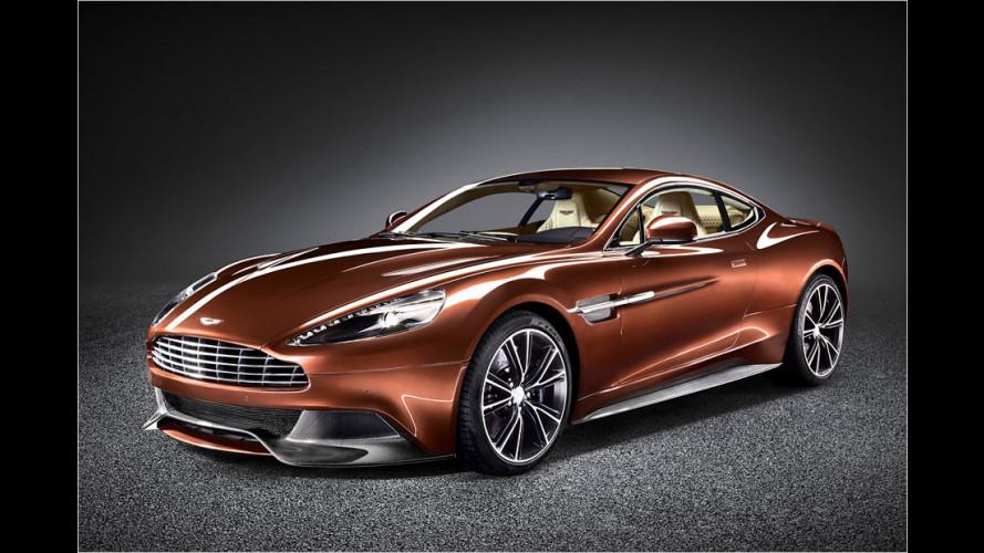 Aston Martin Vanquish: Bulliger Bezwinger