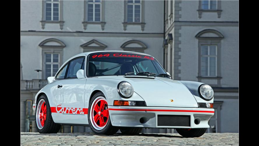 So wird aus dem Porsche 964 ein 911 Carrera RS 2.7