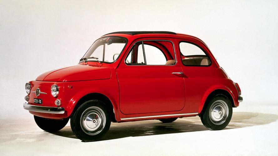 Orijinal Fiat 500 60 yaşında