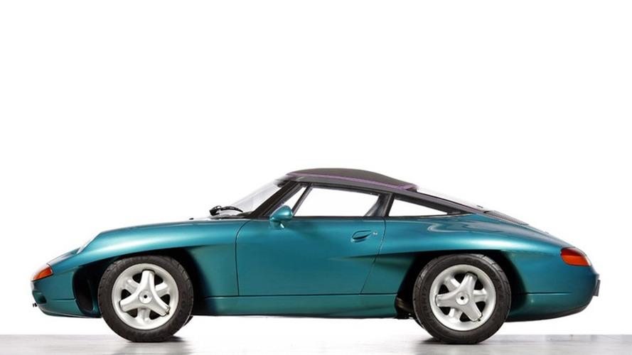 1989 Porsche Panamericana konsepti