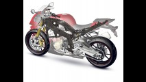 Mais leve: BMW desenvolve chassi em fibra de carbono para motos