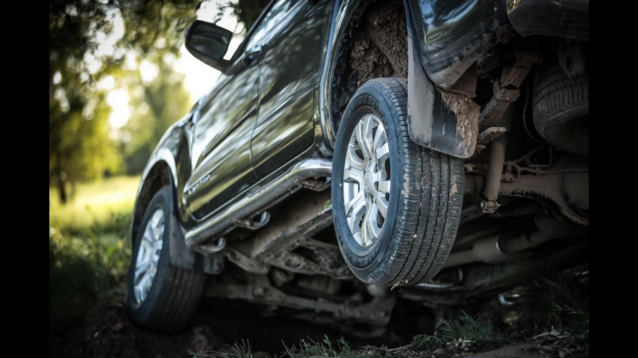 Ranger e Edge 2017 terão novos sistemas de tração; picape estreia em abril