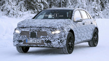 2019 Mercedes GLA spy photo