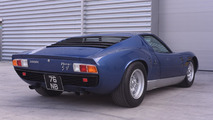 1971 Lamborghini Miura originally owned by Rod Stewart