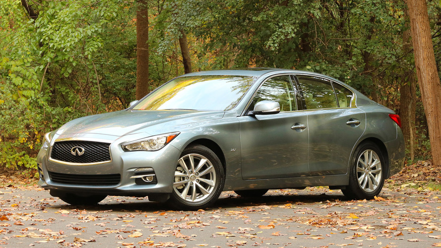 2016 Infiniti Q50 2.0t Review: So close to being great