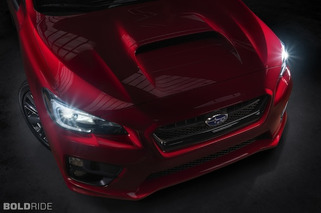 2015 Subaru WRX Gears Up for LA Auto Show