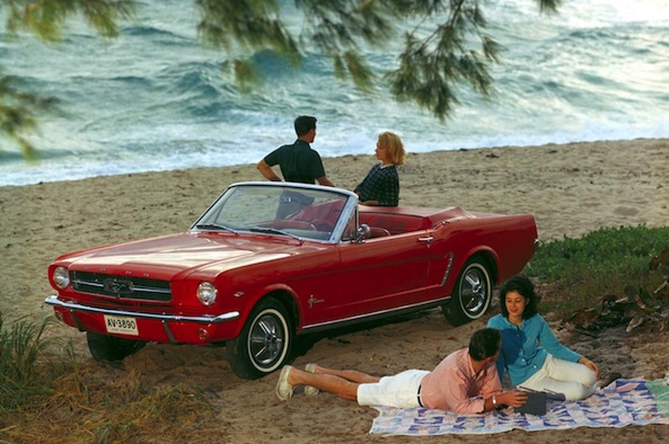 Coolness Personified: How the Ford Mustang Began