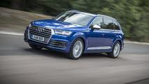 Audi SQ7 TDI Avrupa versiyonu