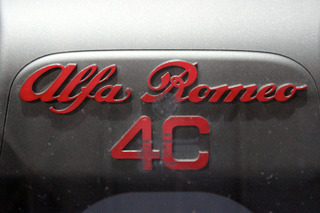 The Alfa Romeo 4C is the Gotta-Have Small-Displacement Supercar
