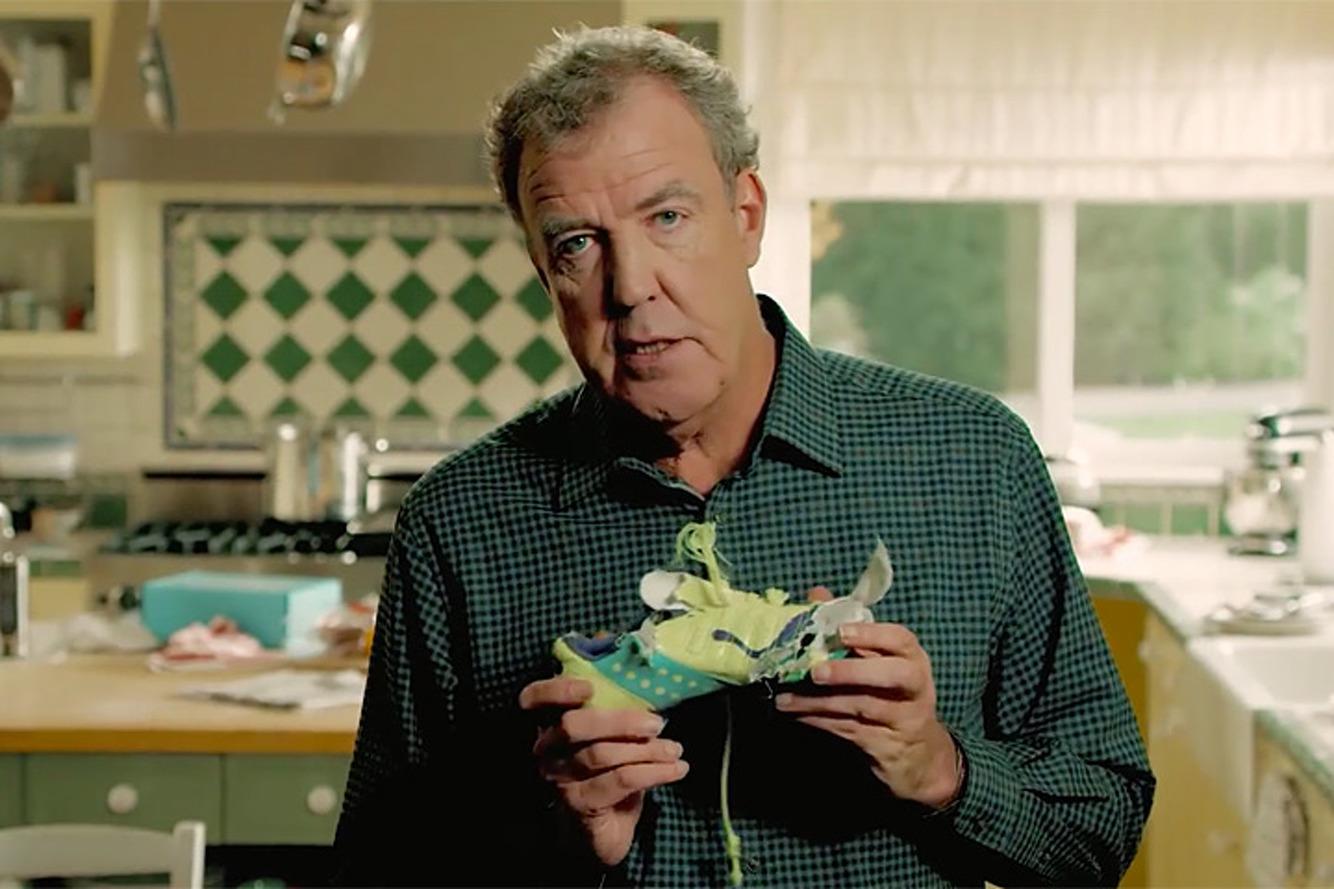 Súlyos tüdőgyulladás miatt került kórházba Jeremy Clarkson