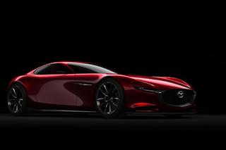 Mazda Unveils RX-Vision Concept In Tokyo