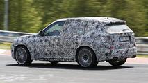 2018 BMW X3 M spy photo