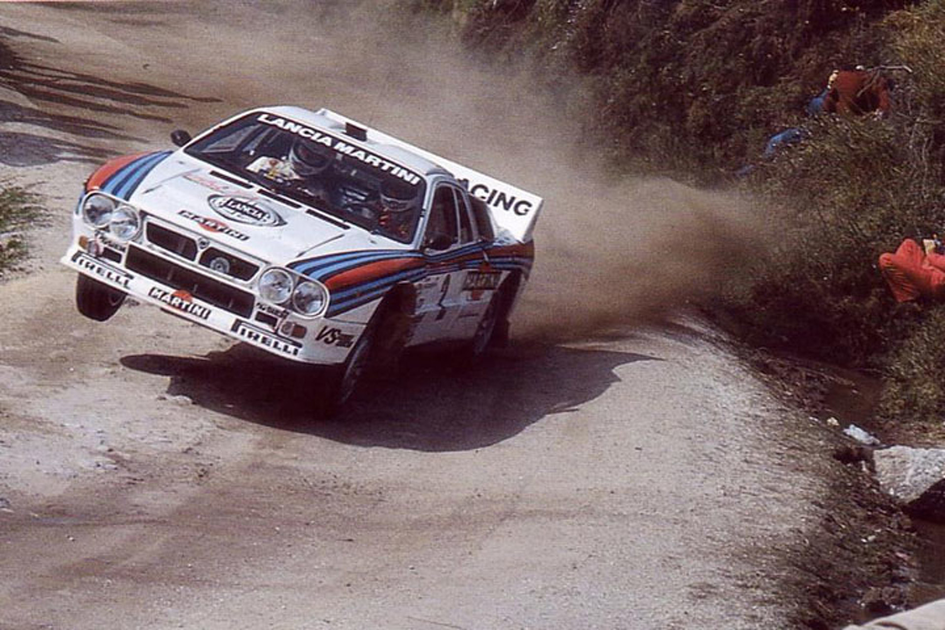 Bummed on Lancia News? Let's Not Forget the 037