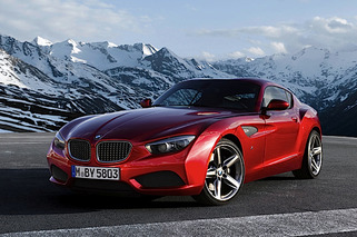BMW Zagato Coupe is Straight Fire
