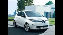 Renault iniciará vendas do elétrico Zoe oficialmente em outubro na Europa