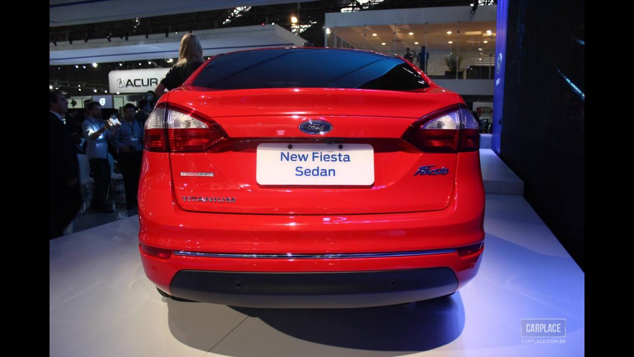 Ford New Fiesta 2013 nacional já aparece em programa de etiquetagem - novidades são motor 1.5 16V e câmbio Powershift