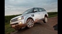 Land Rover divulga preços dos modelos Discovery 4 e Range Rover Sport 2012