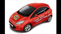 Cola-Wagen für den Osten