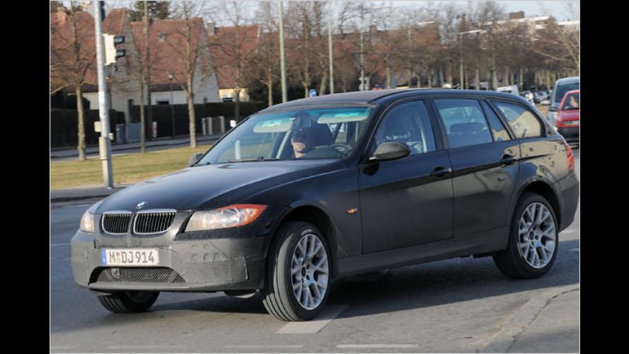Erlkönige erwischt: Plant BMW einen Offroad-Dreier?