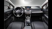 Subaru auf der IAA 2011