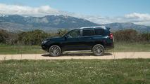 Prueba Toyota Land Cruiser 2018