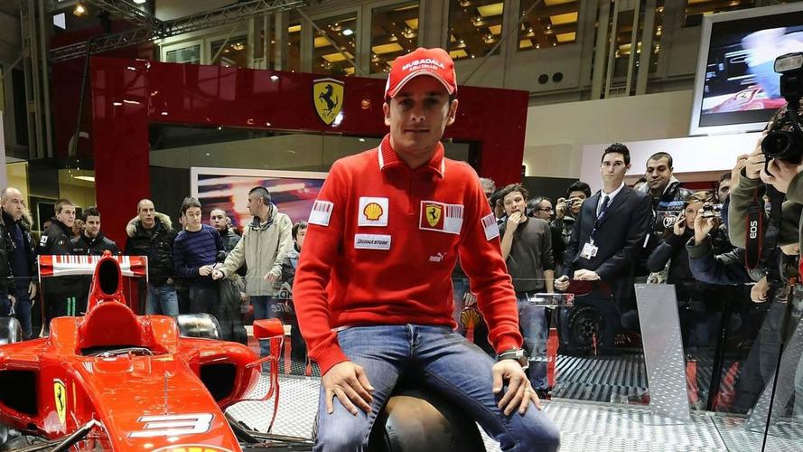 Fisichella admits 2010 Sauber seat possible