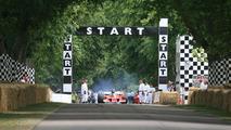 1972 Ferrari 312 BB Spazzaneve, Goodwood Festical of Speed 2010, 05.07.2010