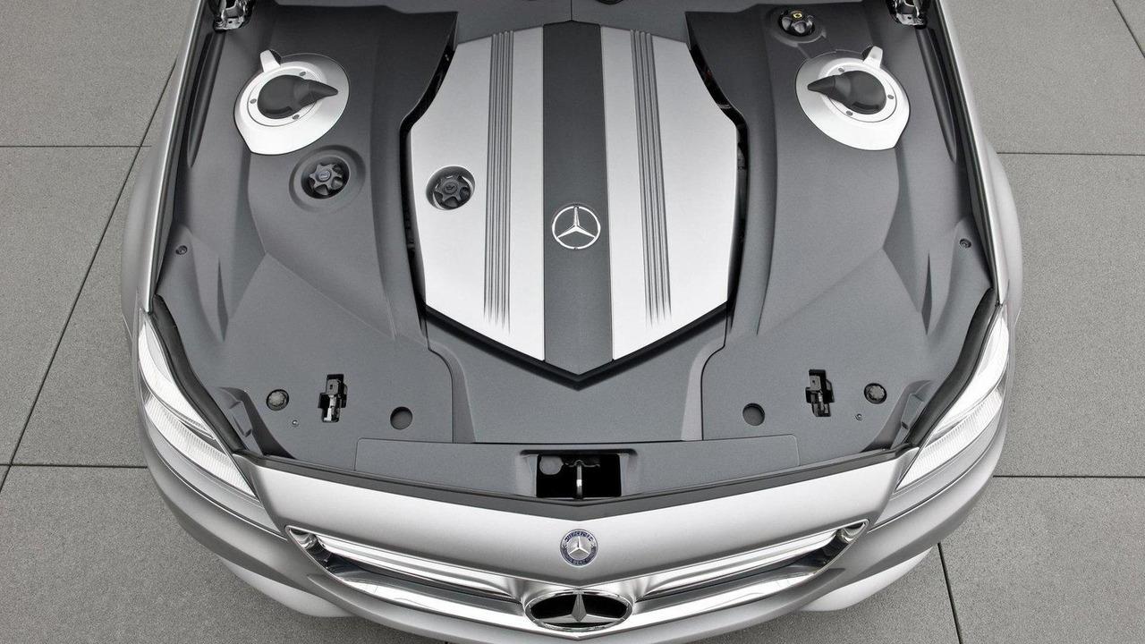 Mercedes-Benz Shooting Break Concept 20.04.2010