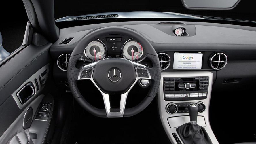 2012 Mercedes SLK-Class officially revealed [video]