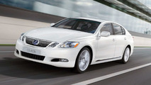 Lexus GS 450h gets a Mild Facelift for 2010MY