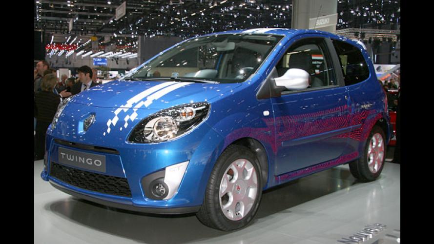 Neuer Renault Twingo feiert seine Weltpremiere in Genf